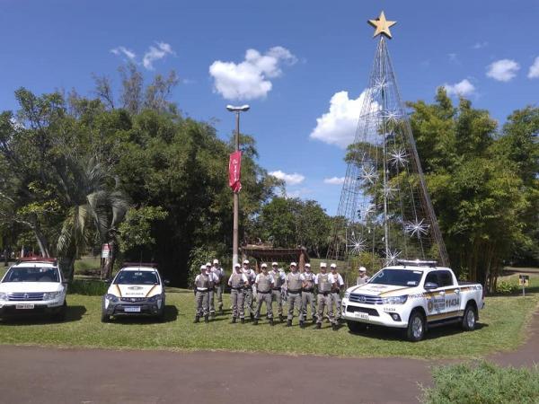 Brigada Militar lança Operação Avante Papai Noel 2019