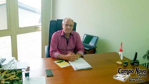 Justiça determina a recondução do Prefeito de Campo Novo ao cargo