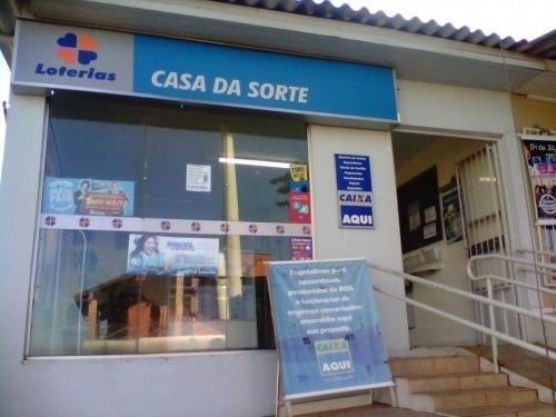 Criminosos invadem casa lotérica em Nova Candelária