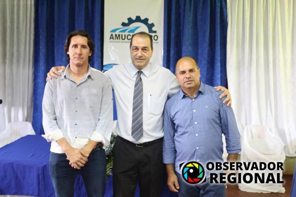 Prefeito de Braga é o novo presidente da Amuceleiro