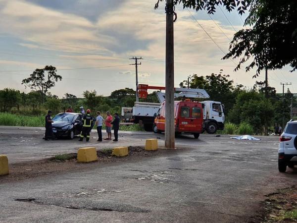 Homem morre em acidente de trânsito em Três Passos