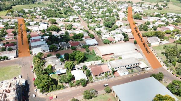 Tenente Portela investirá mais de R$ 600 mil em asfaltamento