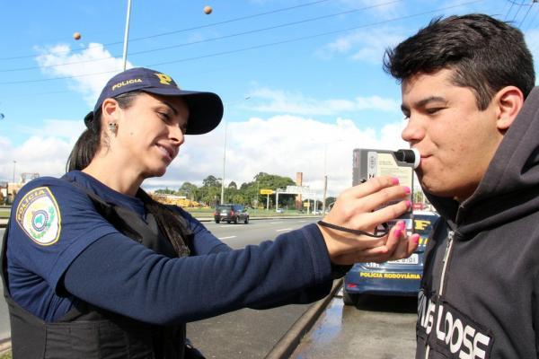 Tenente Portela: Brigada Militar irá aplicar teste do etilômetro em motoristas