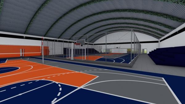 Ginásio Municipal de Esportes de Três Passos passará por revitalização