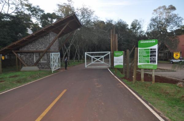 Valor do ingresso para o Parque Estadual do Turvo é reajustado