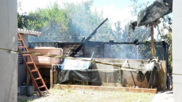 Idosa de 101 anos morre após incêndio em Santa Rosa