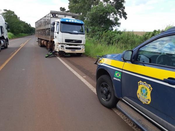 Motociclista morre em acidente de trânsito em Três Passos