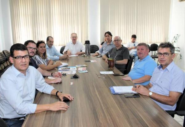Projeto da ponte entre Barra do Guarita (RS) e Itapiranga (SC) é pauta de reunião com prefeitos