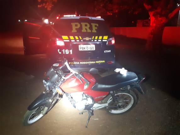 Polícia Rodoviária Federal apreende cocaína em Seberi