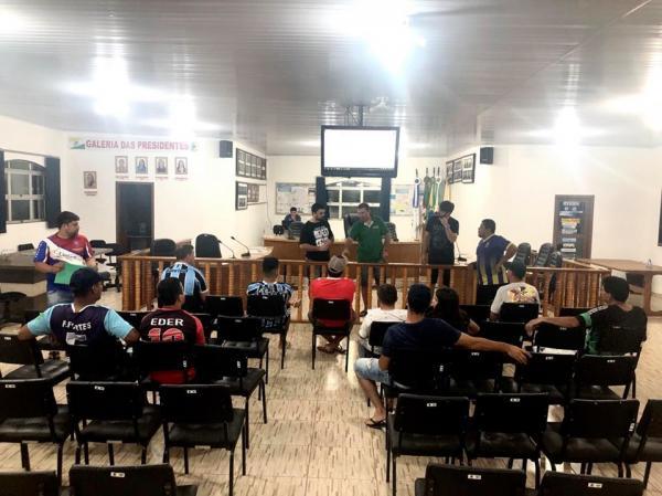 Coronel Bicaco: Abertura do Campeonato Amador é adiada