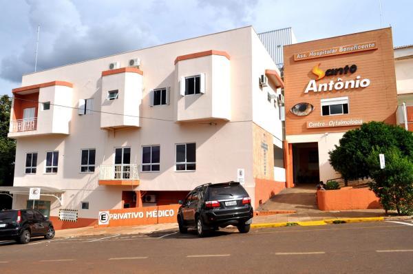Convênio garante recursos financeiros para o Hospital Santo Antônio