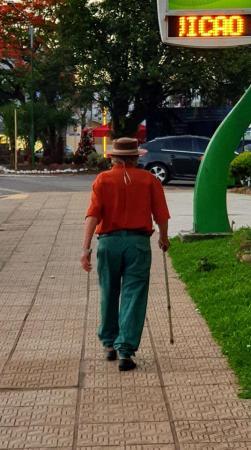 15% da população de Tenente Portela possui mais de 60 anos