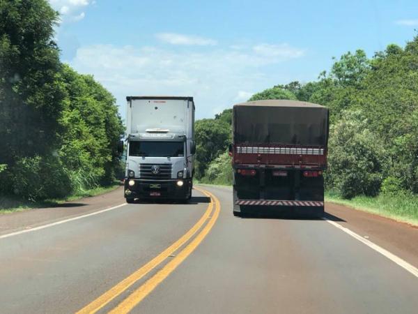 Pandemia reduz o volume de cargas transportadas em 26%
