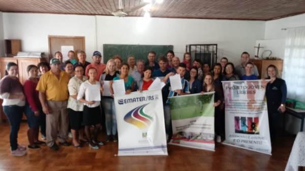 Prorrogadas as inscrições para o programa Bolsa Juventude Rural