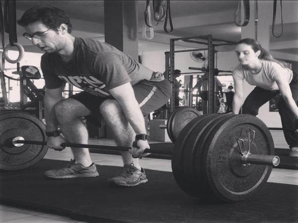 Relação do treino de força e consumo excessivo de oxigênio após o exercício (EPOC)