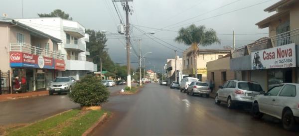 Defesa Civil alerta para chuvas e vendavais