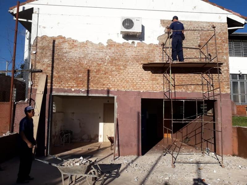 Redentora investe na revitalização do CRAS Sagrada Família
