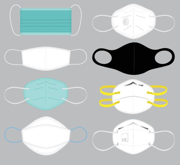 Uso de máscara é obrigatório para quem trabalha no comércio
