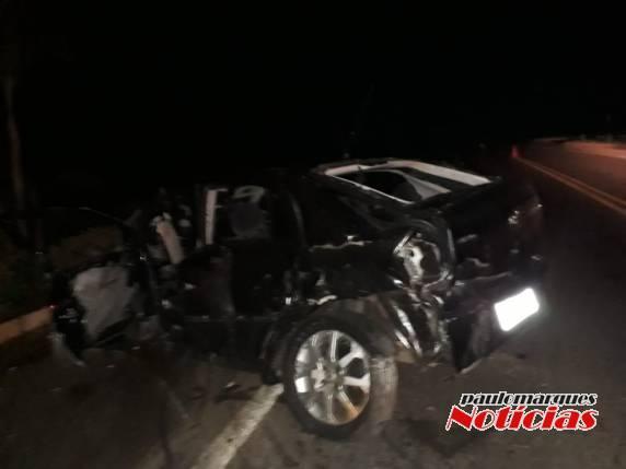 Jovem morre em acidente na RS 210 em São Martinho