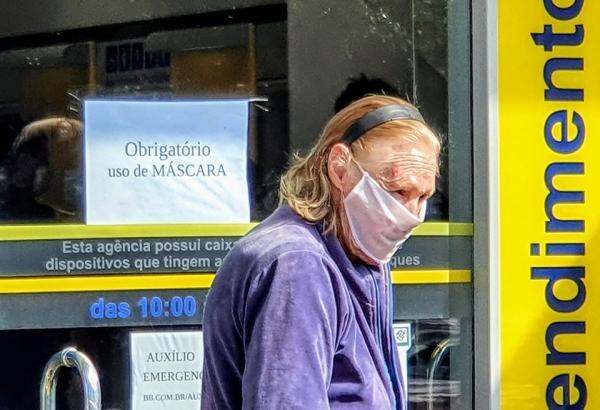 Câmara dos Deputados aprova o uso obrigatório de máscara em locais públicos