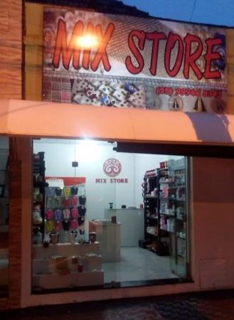 Conheça a Loja Mix Store de Tenente Portela