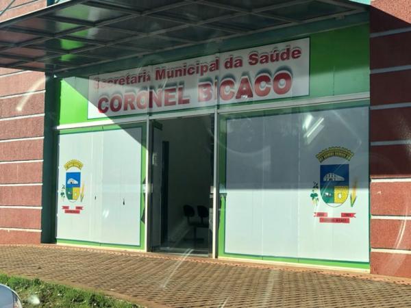 Coronel Bicaco confirma o segundo caso de coronavírus