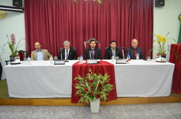 Câmara realiza Sessão Solene em homenagem aos 63 anos de Tenente Portela