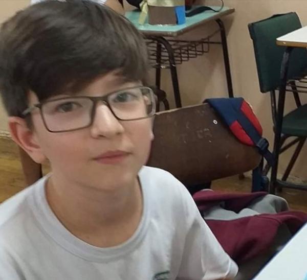 Menino Rafael Mateus Winques é sepultado em Planalto