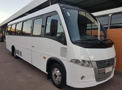 Vista Gaúcha incrementa frota para transporte de alunos