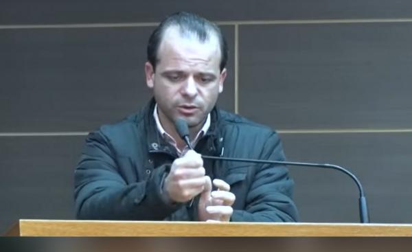 Médico e vereador de Farroupilha defende tese sobre isolamento social