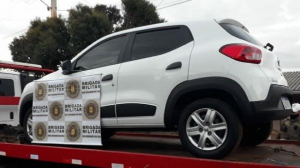 Cidadão esclarece situação de carro apreendido em Tenente Portela