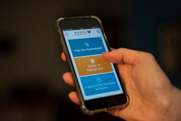 RS prevê para agosto uso de aplicativo capaz de rastrear casos de coronavírus