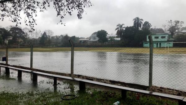 Coronel Bicaco já contabiliza 160 milímetros de chuva