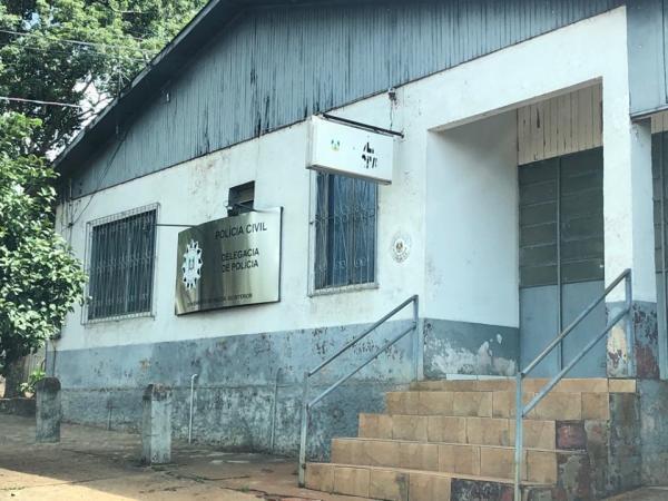 Miraguaí: Arma de fogo é encontrada por moradora no quintal de casa