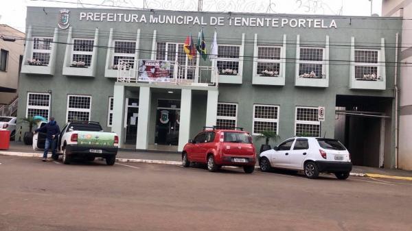 Tenente Portela ingressa com recurso para permanecer na bandeira laranja