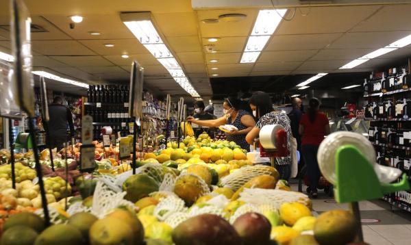 Inflação para o mês de julho fica em 1,91%
