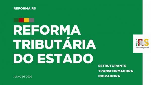Reforma Tributária RS: quais são as principais propostas do governo