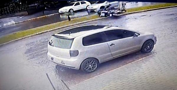 Vídeo mostra queda de motocicleta que matou portelense em Miraguaí