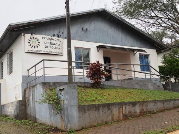 Tenente Portela: BM encaminha homem à DP após descumprimento de decreto municipal