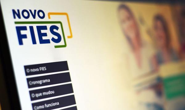 Ministério da Educação divulga o resultado do FIES