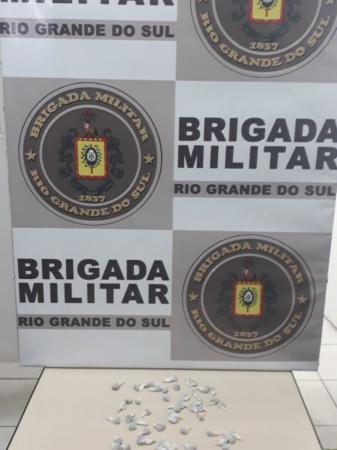 BM apreende nova entrega de drogas no Presídio em Três Passos