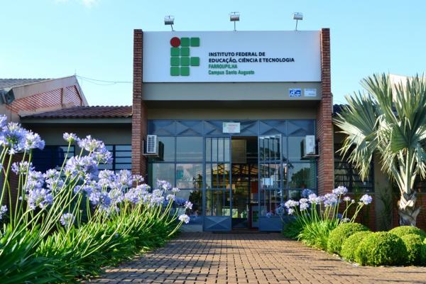 IFFar Santo Augusto aceita inscrições para processo seletivo