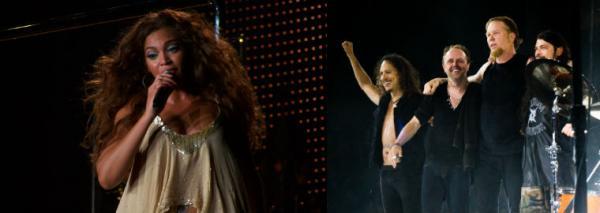 Beyoncé e Metallica devem vir ao Brasil no começo de 2019, diz jornalista