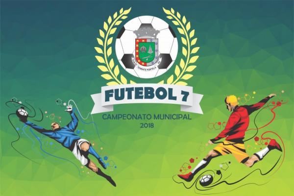 Campeonato de futebol sete terá rodada neste domingo (26)