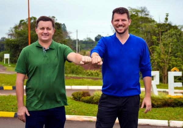 PSDB e MDB oficializam chapa às eleições majoritárias em Três Passos