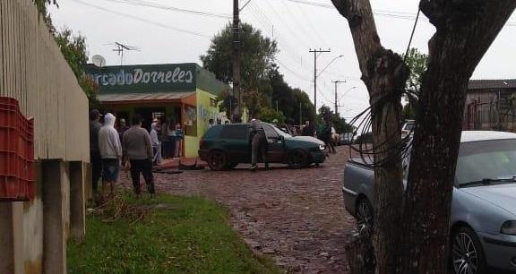 Coronel Bicaco: Perseguição policial resulta na prisão de foragido da Justiça