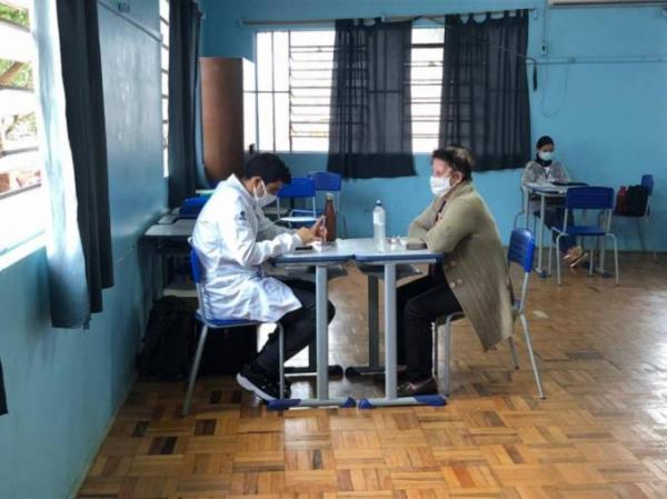 Coronel Bicaco: Pesquisa irá avaliar e acompanhar grupos populacionais vulneráveis a Covid-19