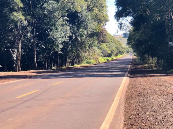 Governo do Estado anuncia recursos para rodovias nas regiões Celeiro e da Zona da Produção