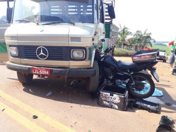 Jovem de 19 anos morre em acidente de trânsito em Derrubadas