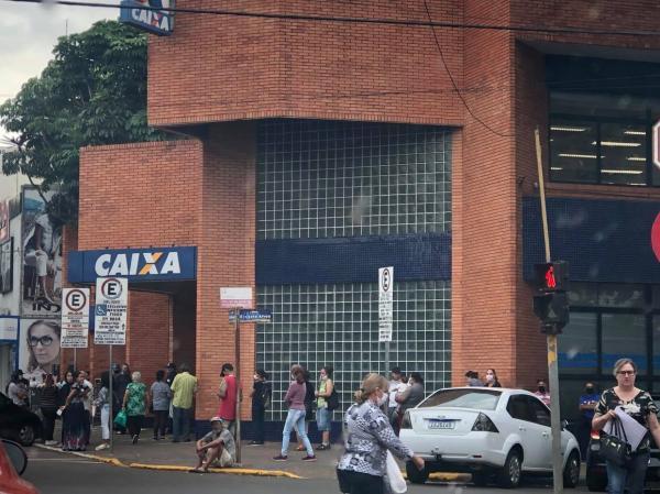Caixa Econômica Federal libera saque do auxílio emergencial para nascidos em setembro